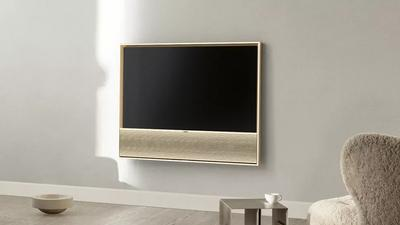 Bang & Olufsen Beovision Contour to telewizor z wbudowanym soundbarem