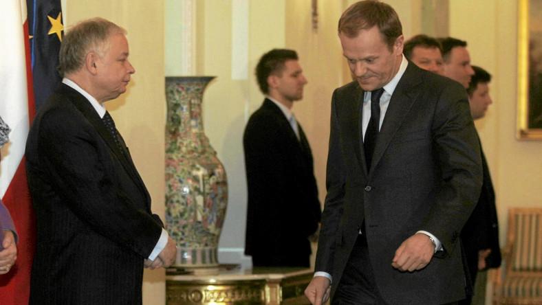 Paweł Graś: Donald Tusk miał dobre relacje z Lechem Kaczyńskim