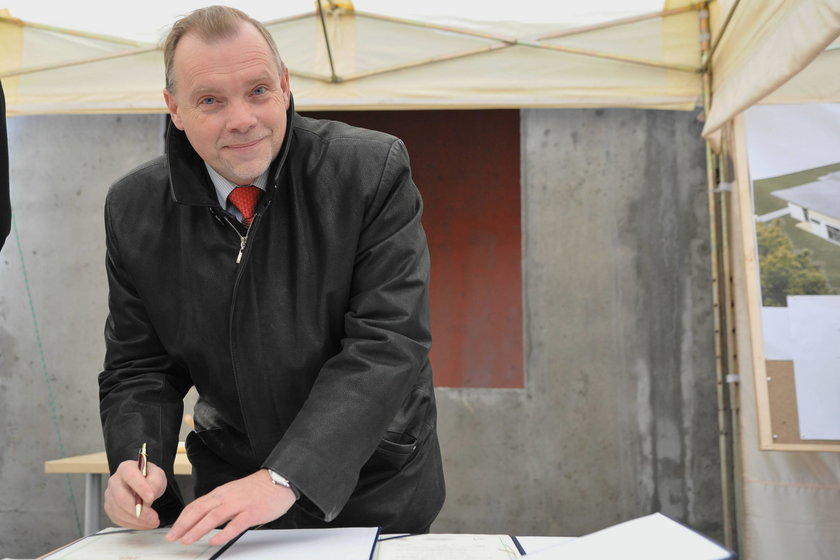 Włodzimierz Bartosiewicz, dyrektor Dyrekcji Rozbudowy Miasta Gdańska