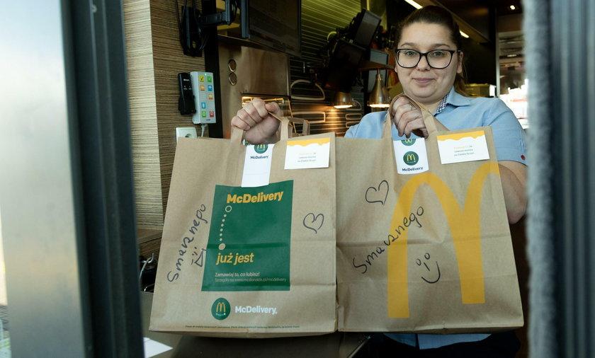 Wspieramy, jak potrafimy najlepiej - #McZestaw Mocy od McDonalds