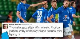 Dziennikarze oceniają Lech Poznań