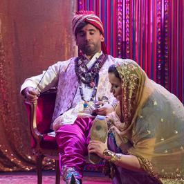 Polski tancerz nie do poznania! Kto wcielił się w rolę gwiazdy Bollywood?