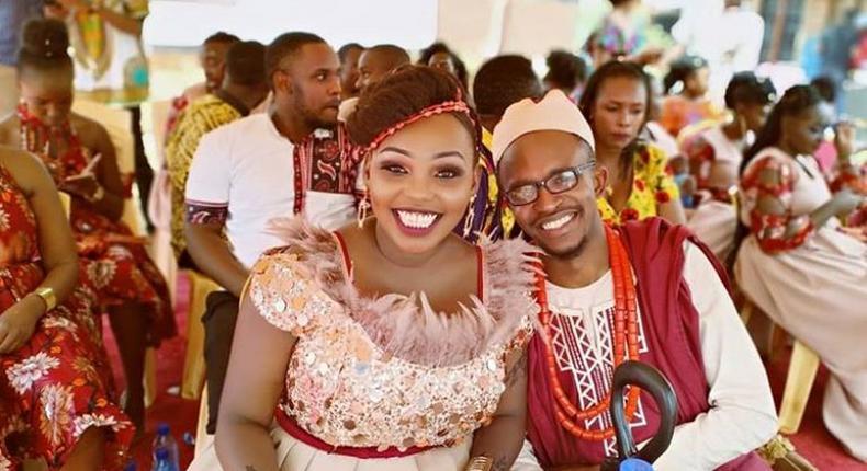 KTN News anchor weds in lavish traditional wedding