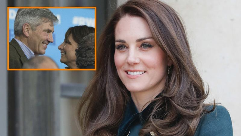 ee2c64044a Hétköznap ilyen egyszerűen néz ki a nagymama. Katalin hercegné anyja 64  éves létére így mutat