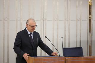 Nowy projekt po stronie opozycji. Senator Ujazdowski: To instytucja, która będzie mieć swoją autonomię [WYWIAD]