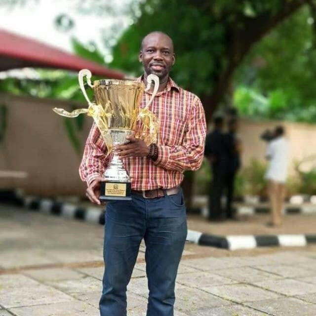 Oladapo Adu is a two-time winner of the said competition  (Facebook/Oladapo Adu)