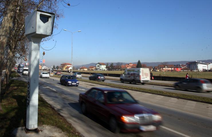 Radar za kontrolu brzine
