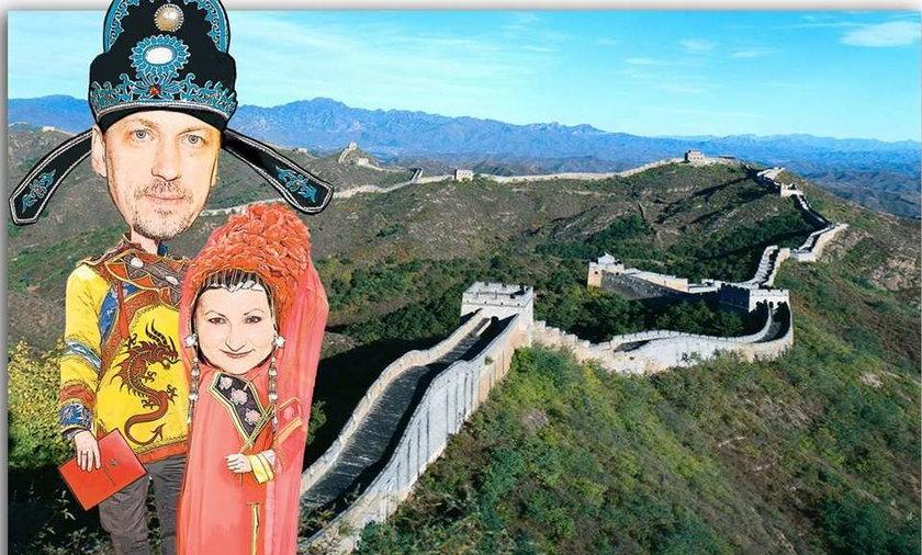 Minister z żoną bawili w Chinach. Za nasze! Wydali...