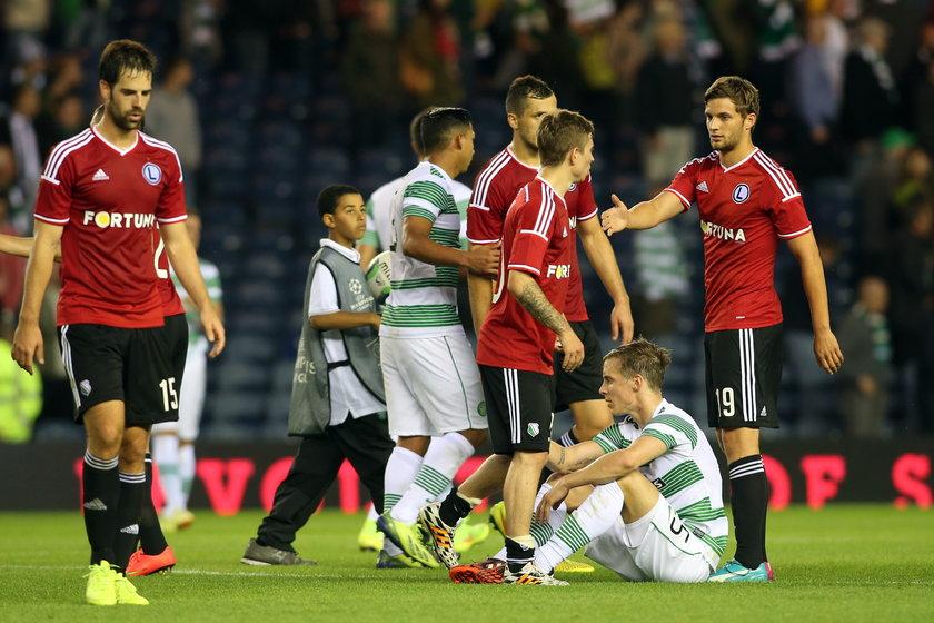 Działacze Legii walczą z UEFA