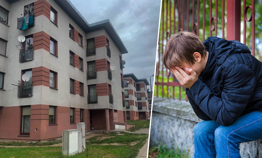 Toruń. Nastolatkowie upokarzali dzieci z biednych rodzin.