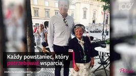 Filip Chajzer pomógł 93-letniemu powstańcowi. Piękny gest dziennikarza