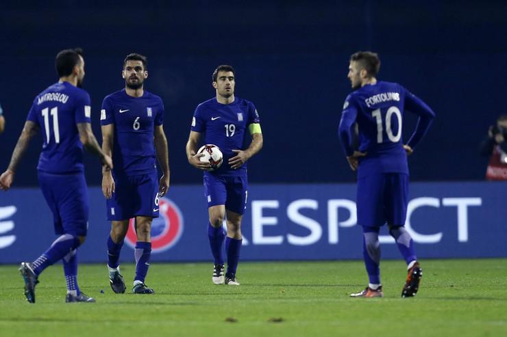 Fudbalska reprezentacija Grčke