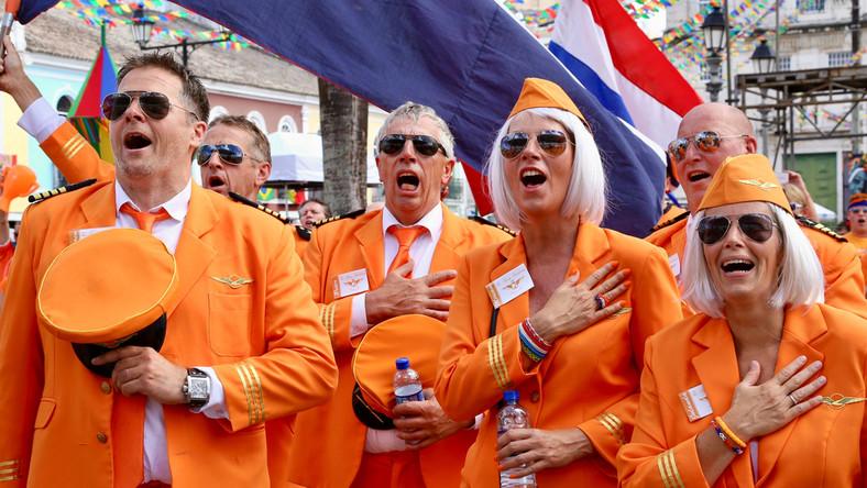Holenderscy kibice w 30 minut wykupili wszystkie bilety na mecz z Łotwą