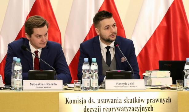 """Bartłomiej Opaliński (PSL) i Adam Zieliński (Kukiz'15) opublikowali książkę pt. """"Komisja Jakiego. Czas rozliczeń"""""""