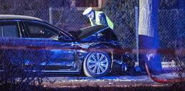 Co się stało z limuzyną z wypadku Beaty Szydło w Oświęcimiu?