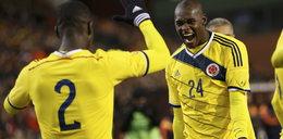 Świetny mecz finalistów Mundialu, Kolumbia pokonała Belgię 2:0