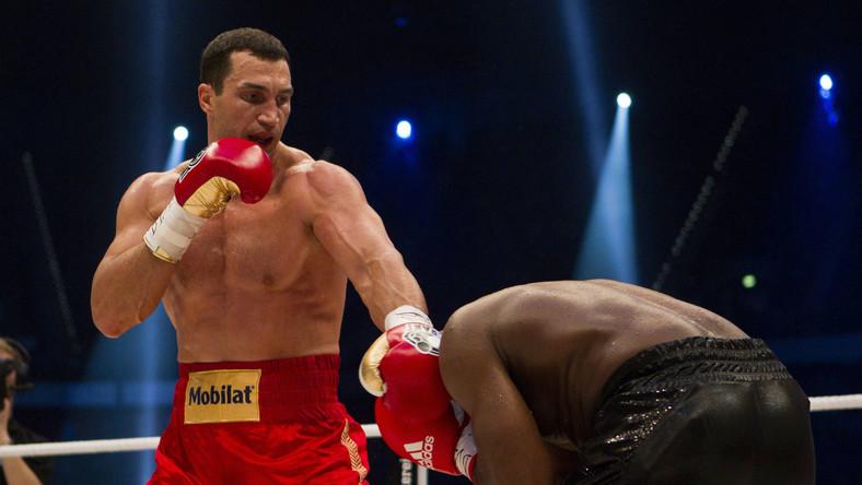 Ukrainiec będzie walczył z Tonym Thompsonem