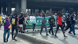 The police command in Ogun says no protester nor hoodlum was arrested during democracy day celebration in the state. (Punch)