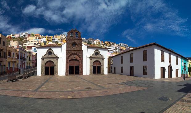 Iglesia de la Virgen de la Asunción, La Gomera