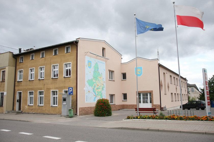 Urząd gminy Przechlewo