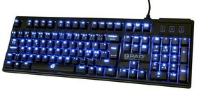 Klawiatura QPAD MK-70 - test klawiatury mechanicznej dla graczy