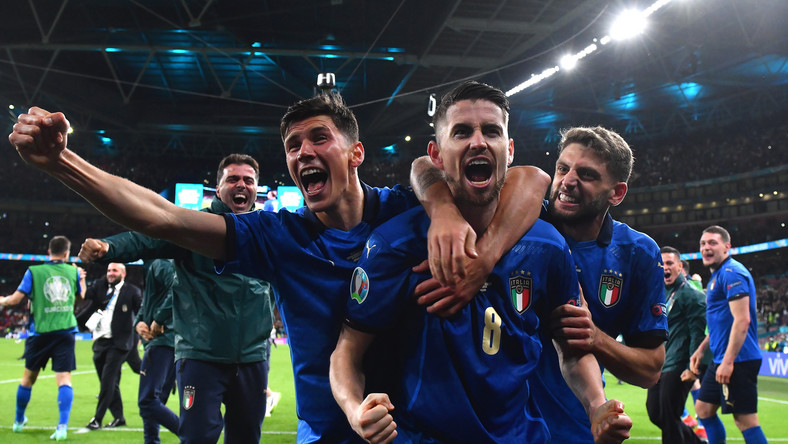 Radość Włochów