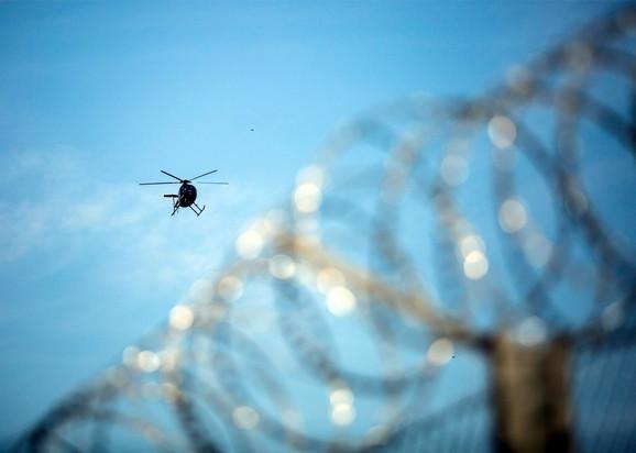 Granicu Srbije i Mađarske nadleću helikopteri