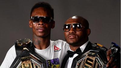 UFC champion Kamaru Usman says he will never fight fellow Nigerian Israel Adesanya