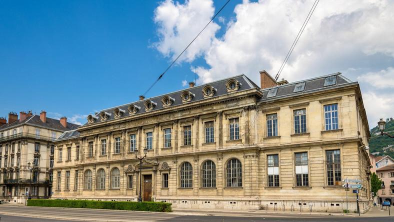 Uniwersytet w Grenoble