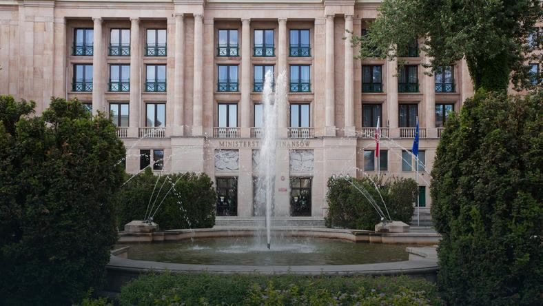 Warszawa, Ministerstwo Finansów