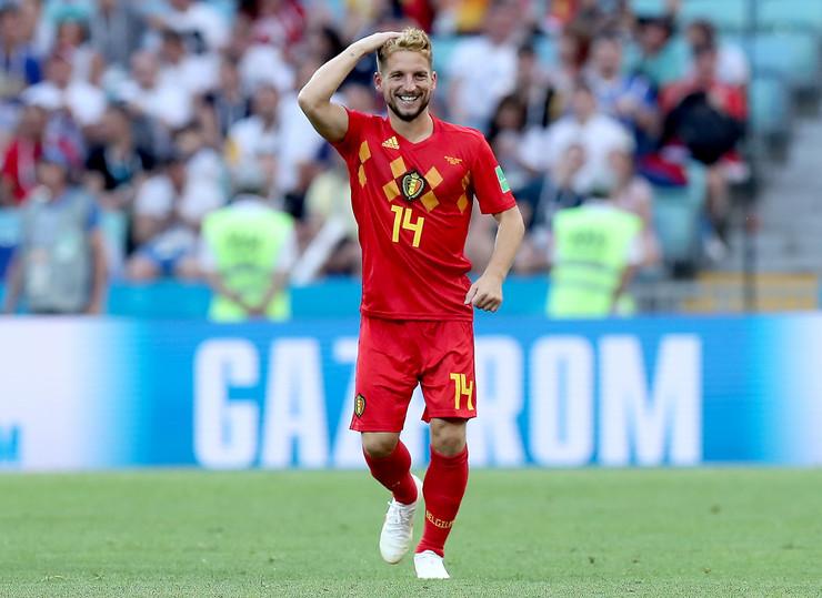 Fudbalska reprezentacija Belgije, Fudbalska reprezentacija Paname