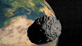 NASA w sprawie meteorytu: módlcie się