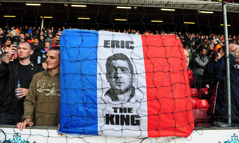 Eric Cantona udostępni uchodźcom dom we Francji