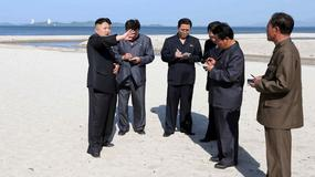 Korea Północna: Kim Dzong Un chce stworzyć z Wonsan wakacyjny kurort plażowy