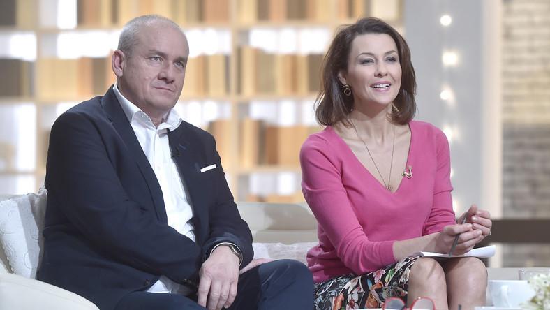 Michał Olszański, Anna Popek