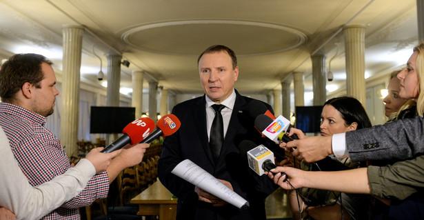 Prezes TVP Jacek Kurski, PAP/Marcin Obara