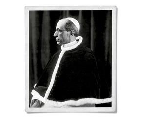 Portrait Of Pope Pius XII, 1939