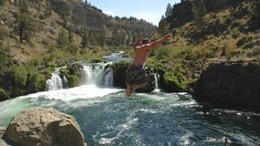 Cliff jumping (skoki z klifów) - jak zacząć i jak uniknąć niebezpieczeństw