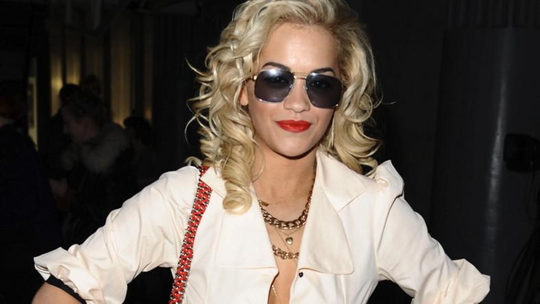 Rita Ora o Rihannie: To dla mnie wzór do naśladowania