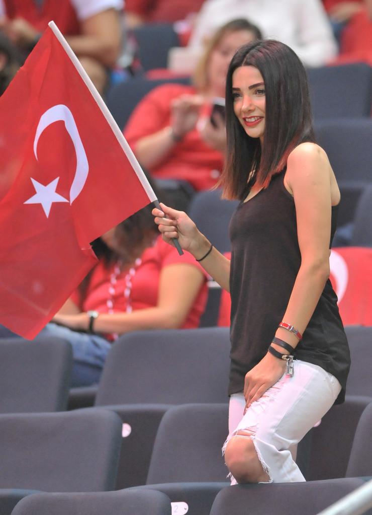 Košarkaška reprezentacija Turske, Košarkaška reprezentacija Srbije