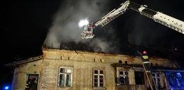 Matka z dziećmi spłonęli w pożarze domu