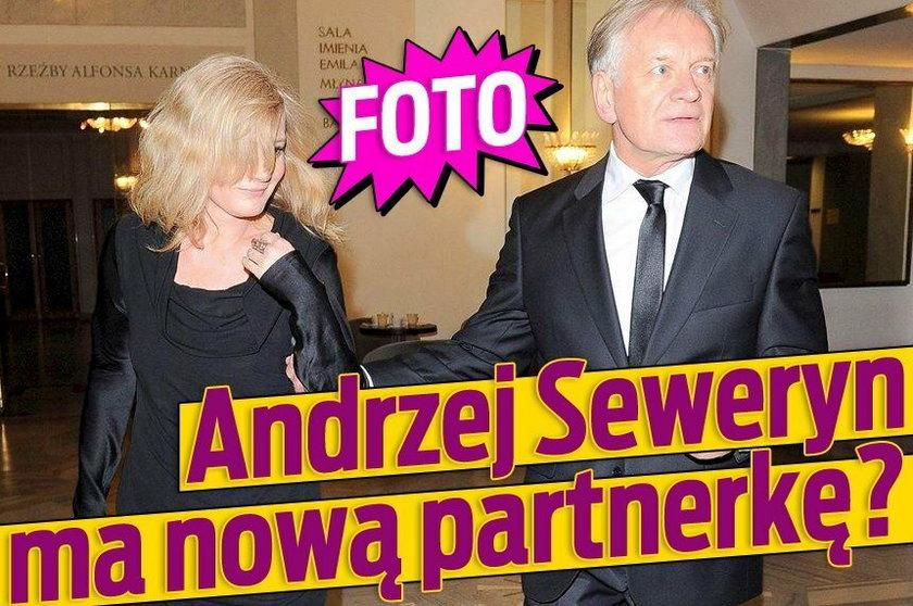Andrzej Seweryn ma nową partnerkę?