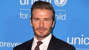 Beckham spotkał się z kobietą, która opiekowała się nim w United
