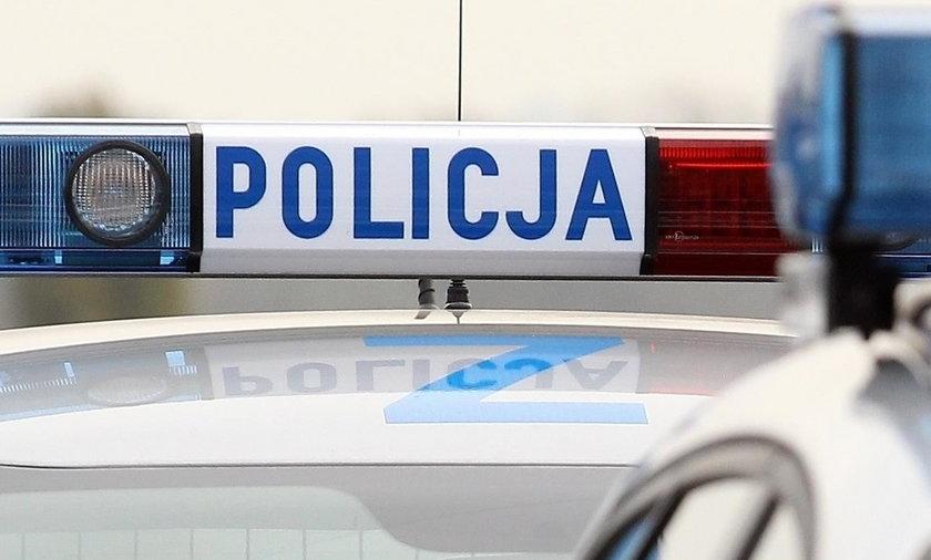 Śmierć w komendzie policji