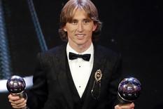 FIFA PROGLASILA NAJBOLJEG Luka Modrić svrgnuo Ronalda sa trona
