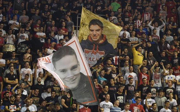 Marko Ivković na barjacima