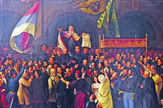 Sremski Karlovci133 izlozba povodom 170 godina od majske skupstine foto Nenad Mihajlovic