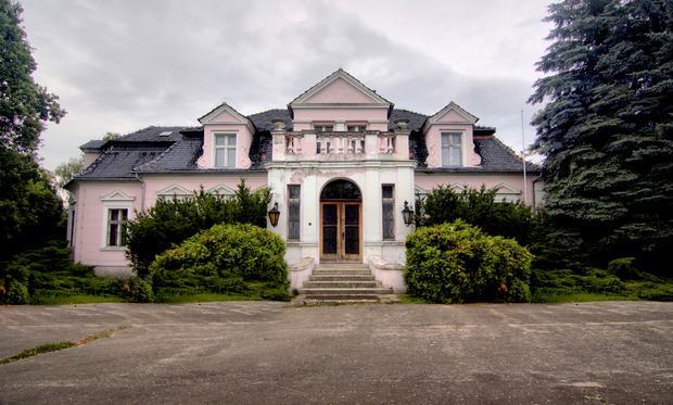 Pałac w Manieczkach
