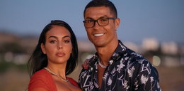 Ukochana Cristiano Ronaldo w bardzo seksownym wydaniu. Piłkarz nie mógł się powstrzymać