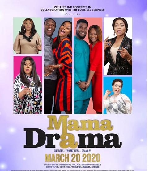 Mama Drama [Instagram]